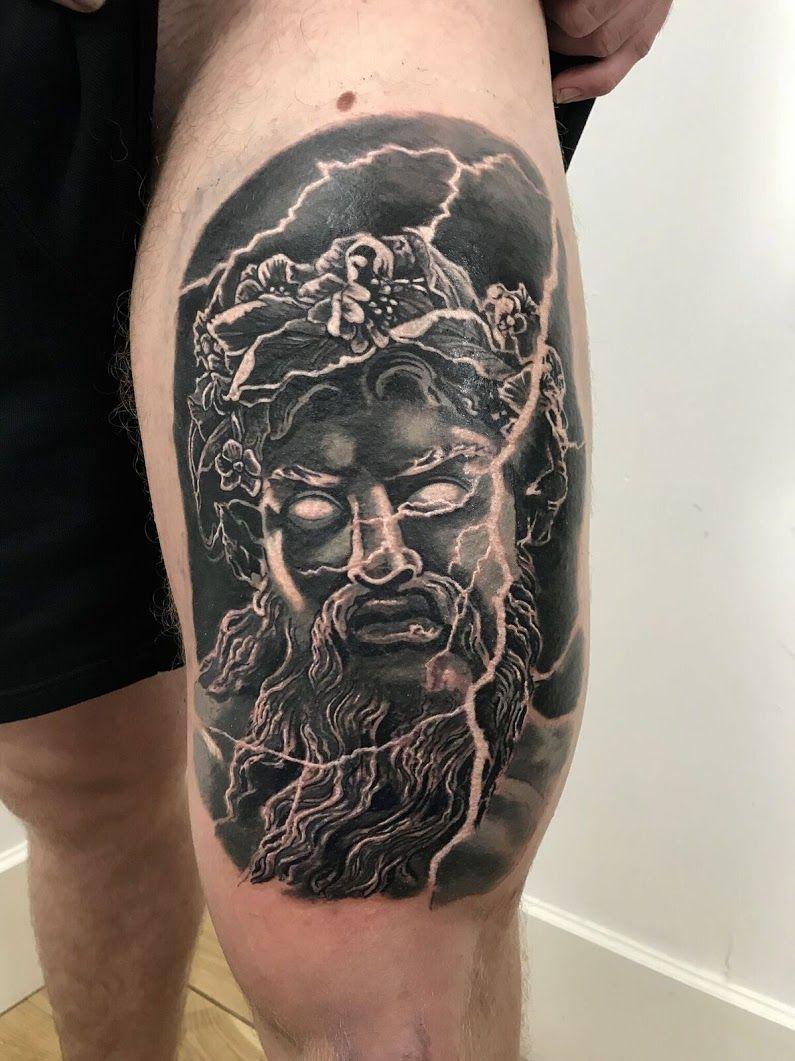 Sign In Zeus Tattoo Greek God Tattoo Greek Tattoos
