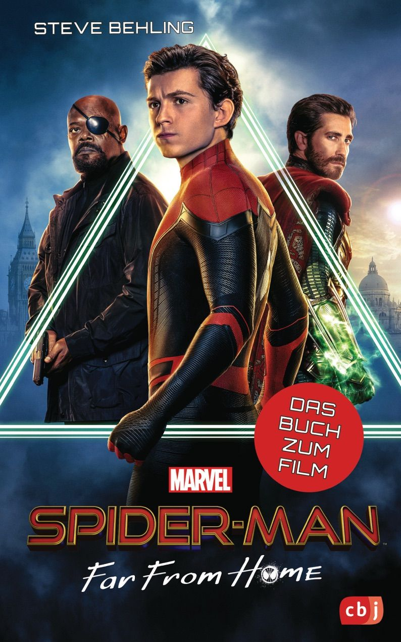 Pdf Marvel Spider Man Far From Home By Steve Behling Free Ebook Downloads Marvel Cinematic Universe Movies Spiderman Man Movies
