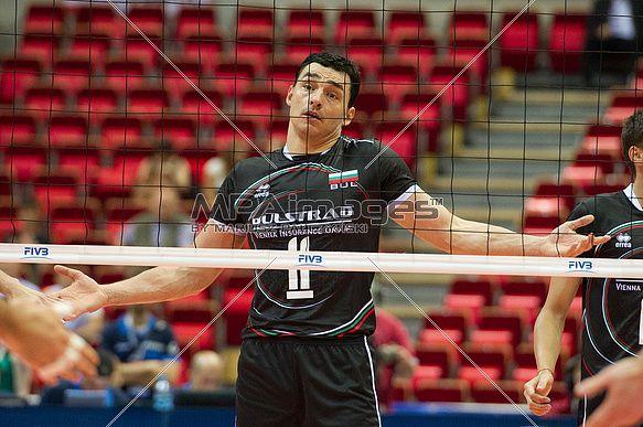 Vladimir Nikolov Of Bulgaria Volleyball Team C Mariusz Palczynski Mpaimages Com Photo Agency Celebrities Volleyball