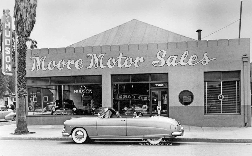 Moore1 The Old Motor Car Dealership New Cars Classic Cars
