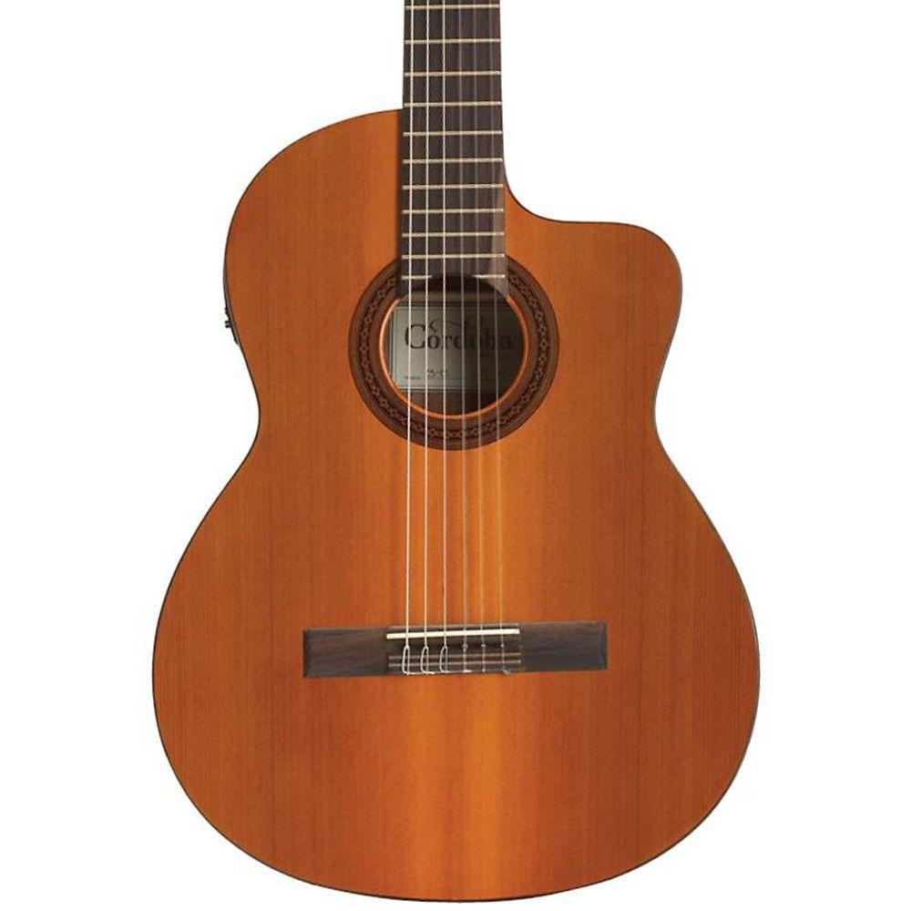 Cordoba C5 Ce Classical Cutaway Acoustic Electric Guitar Acoustic Electric Guitar Semi Acoustic Guitar Acoustic Electric