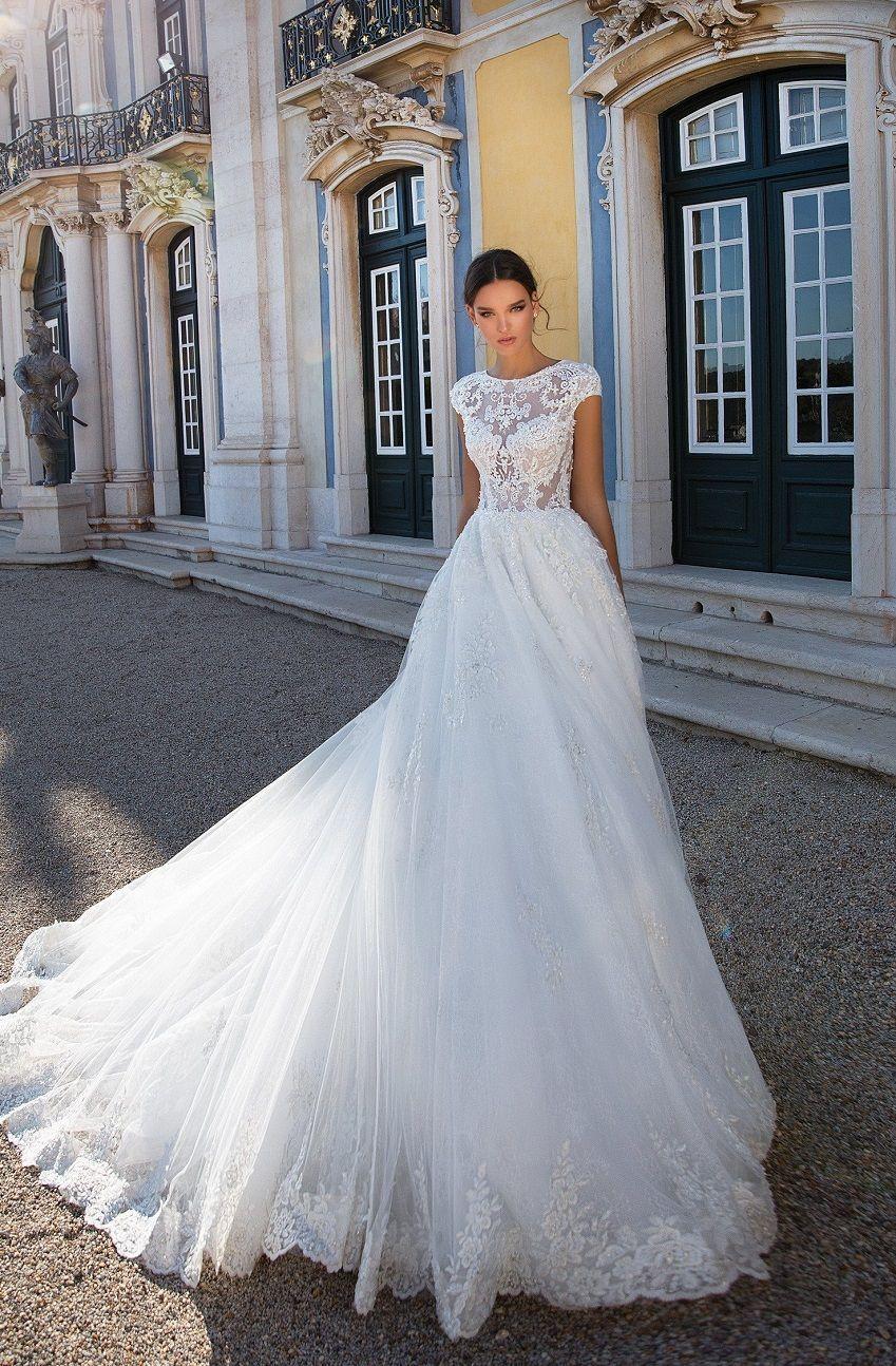 Milla nova wedding dress inspiration in sukienki pinterest
