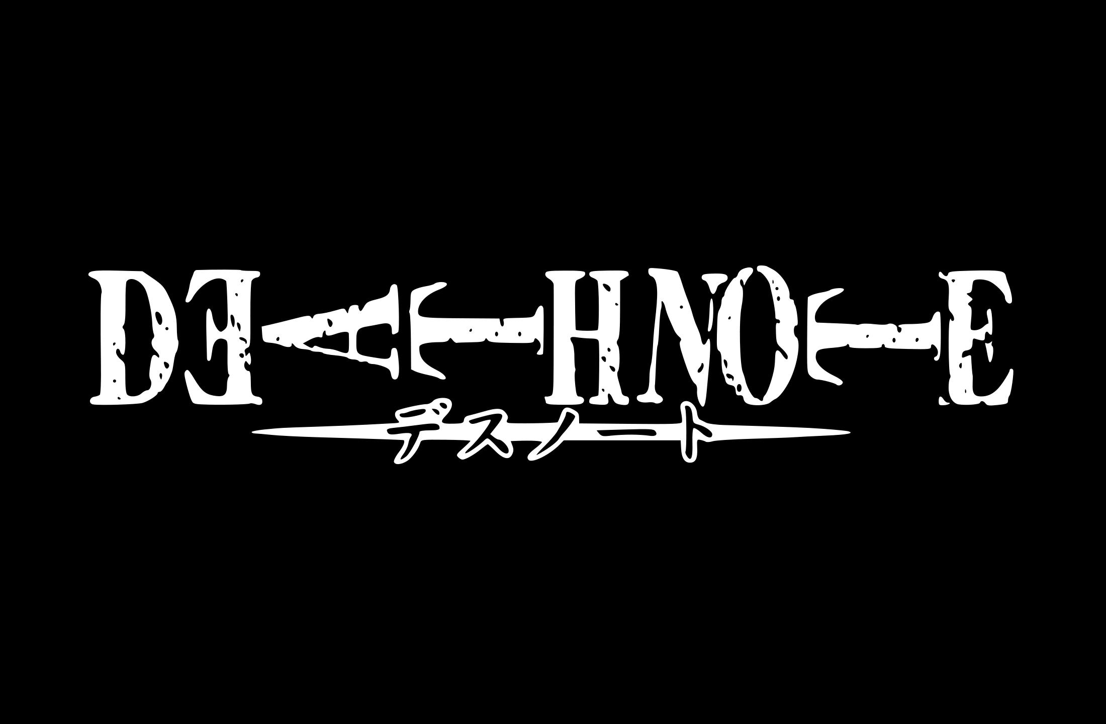 Resultado de imagen para Death note logo