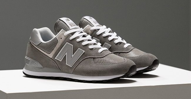 Devoted Boys New Balance Classic 574 Trainers Size 3 Hot Sale 50-70% OFF Boys' Shoes