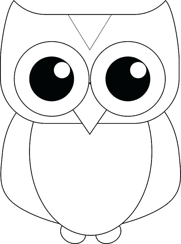 owl craft template families online magazine free owl