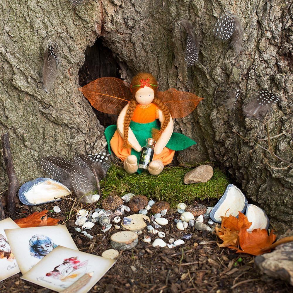 Fairy House Pretend Play Kit Fairy House Kit Fairy House Toy Craft