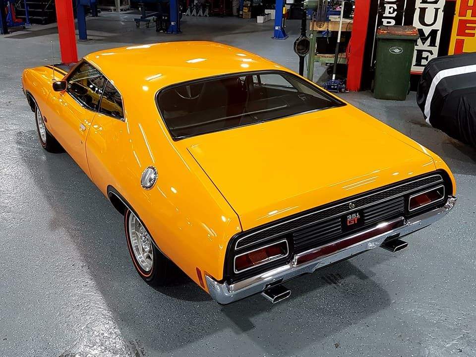 Pin by Mark Griffiths on Ford XA-XC Coupe | Pinterest | Muscle car ...