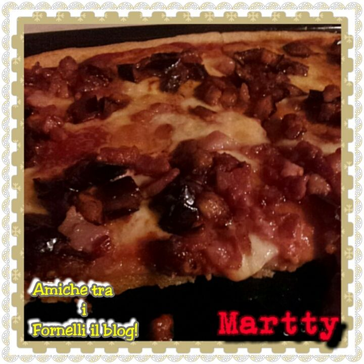 Pizza alle Melanzane!