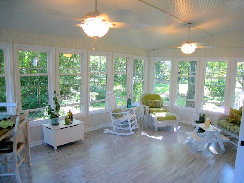 3 Season Room Ideas With Beautiful Pictures / Three Season Porches On A  Budget Ideas.patio Enclosure U0026 Roofline Decor For Sunroom.