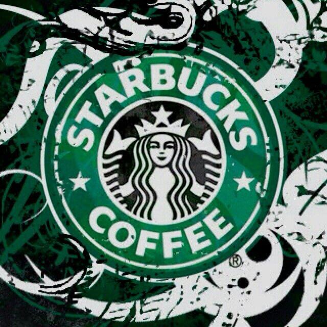 i luv starbucks Starbucks green, Starbucks wallpaper