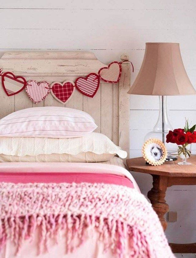 Chambre ado fille linge de lit en tant que décoration - 23 idées