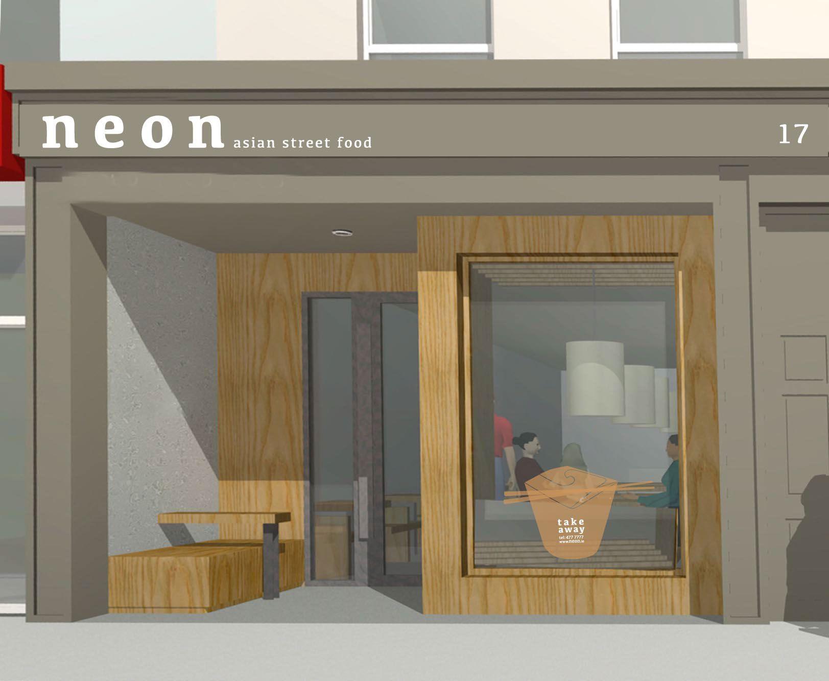 For Neon Asian Street Food Restaurant On Camden Street Dublin 2