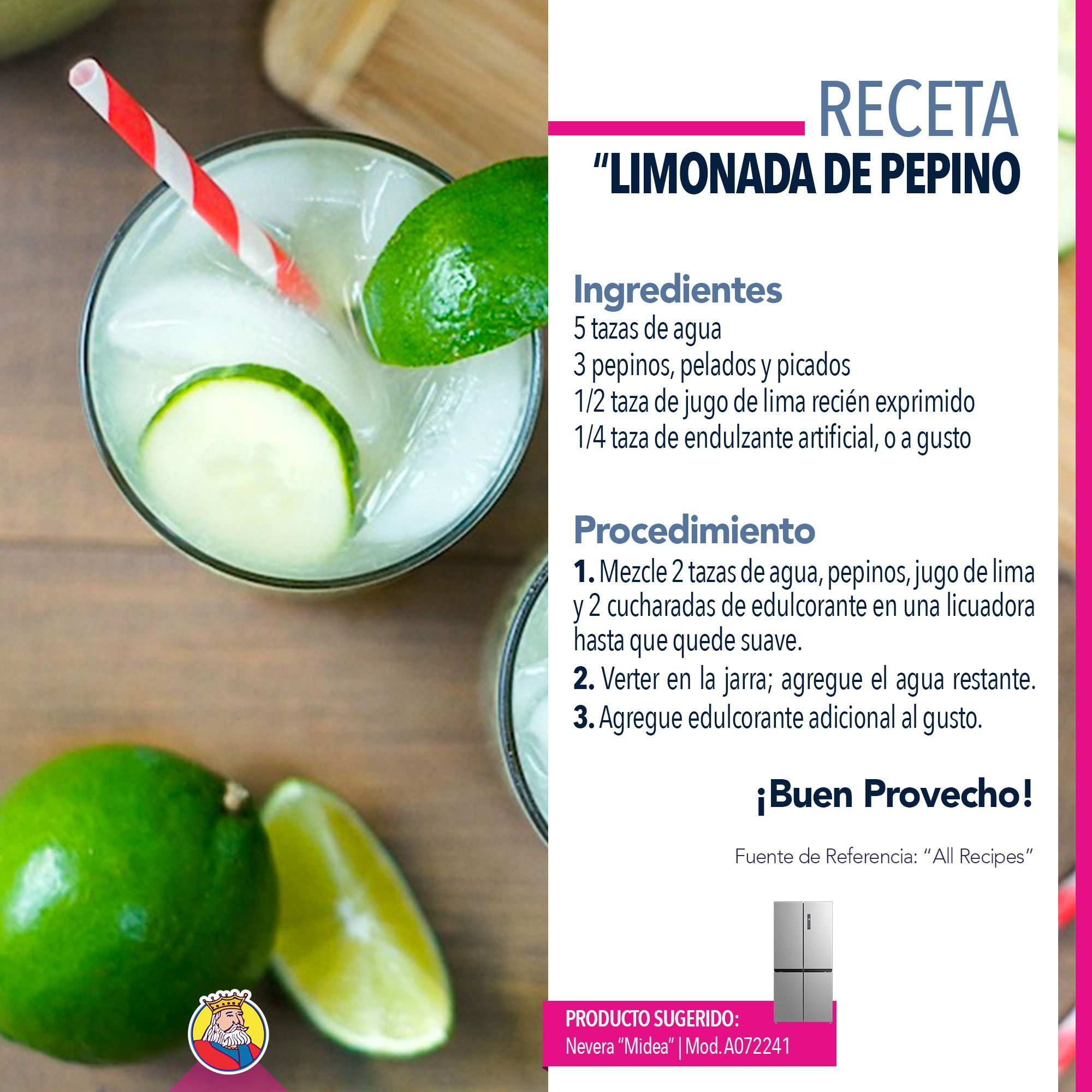 9d8605da18be73166c759be3b857cd38 - Limonadas Recetas