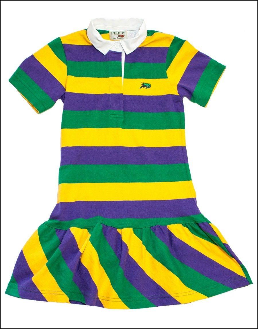 9496e687 Perlis Mardi Gras Polo Shirts