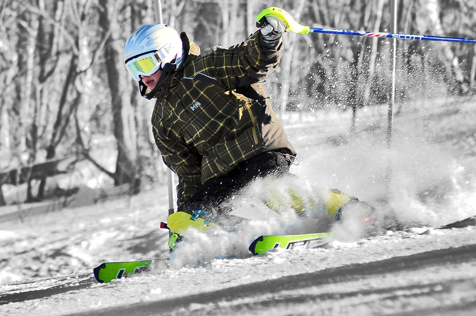 Every skier and snowboarder in the Mid-Atlantic knows about Canaan and Timberline, West Virginia's adjacent ski resorts in Tucker County.