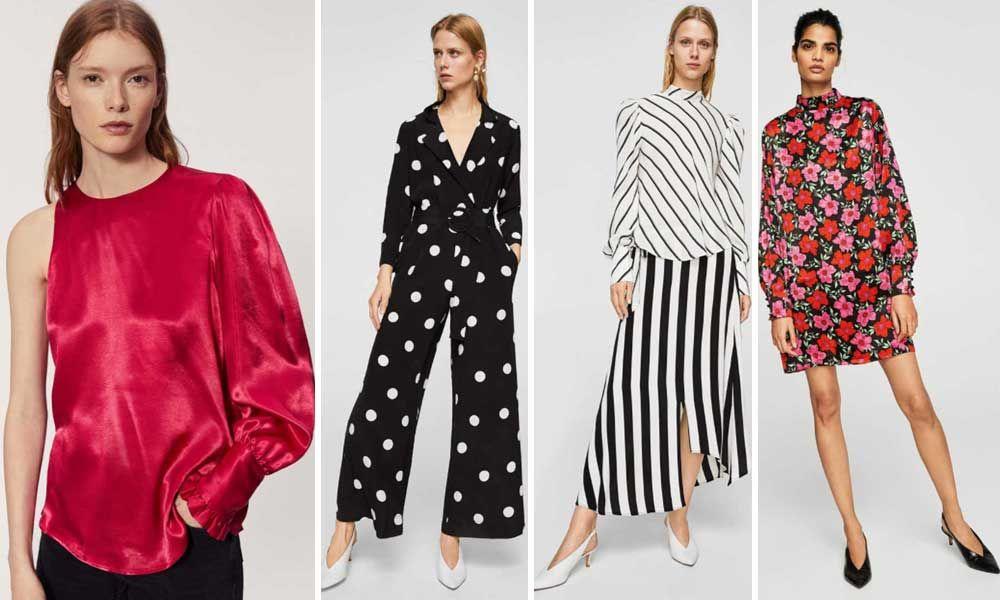 d0cdec04c56c Mango abbigliamento primavera estate 2019: Catalogo e Prezzi - Beautydea