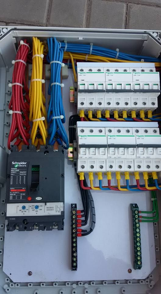 Pin by Gambo on Consumer control and distribution board wiring ...