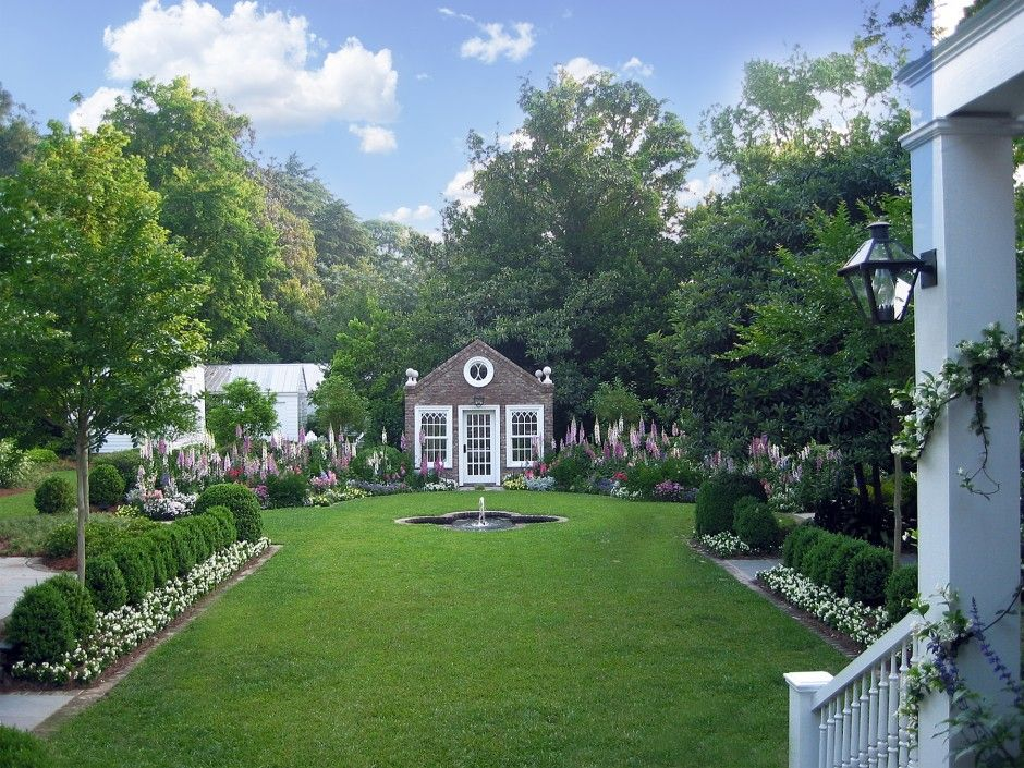 Gardens — William T. Smith Gardens