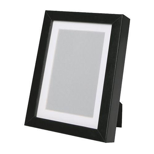 RIBBA Frame - black - IKEA | Decoration Ideas | Pinterest | Spaces ...