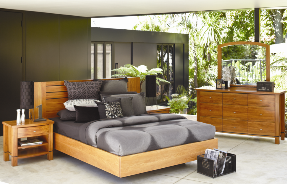Vision Float Bedroom Furniture by Ezirest Furniture from