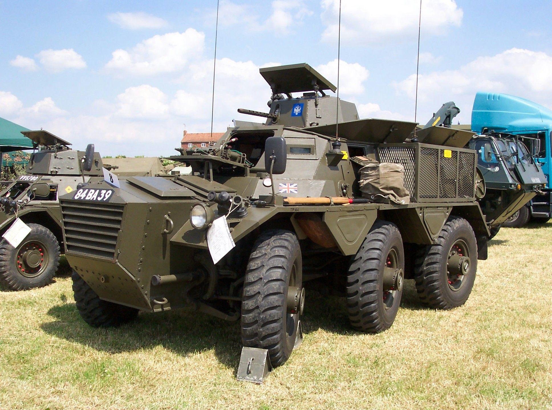 Alvis-Saracen APC   War Ground Vehicles   Military vehicles