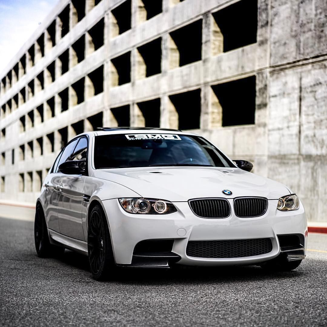 Bmw E90 M3 White