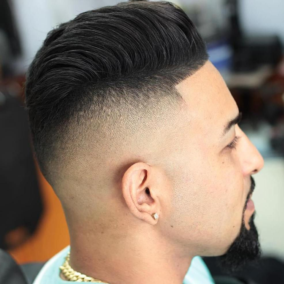 30 Ultra Cool High Fade Haircuts For Men High Fade Haircut Fade Haircut Styles Fade Haircut