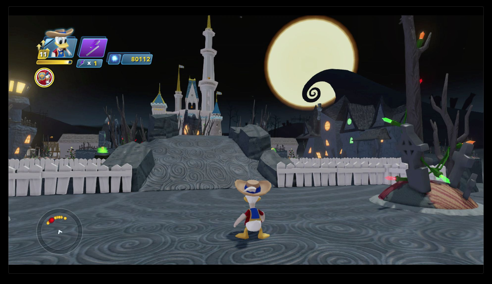 Halloween Takeover Halloween episodes, Disney infinity