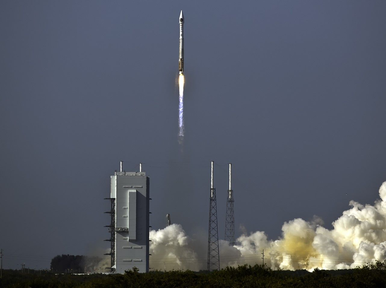 Launch Viewing Guide: ULA Atlas V Rocket With MUOS-2 Satellite