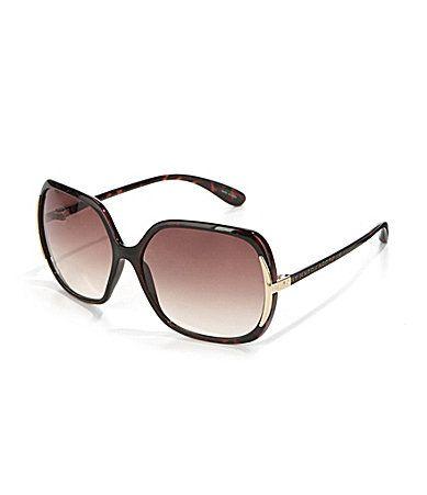 Marc by Marc Jacobs Plastic Retro Sunglasses  Dillards  d4dd020c6fff