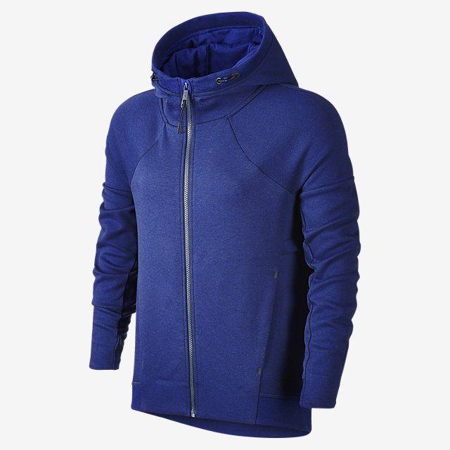 Nike Tech Fleece Full-Zip Women's Hoodie. Nike.com (UK)
