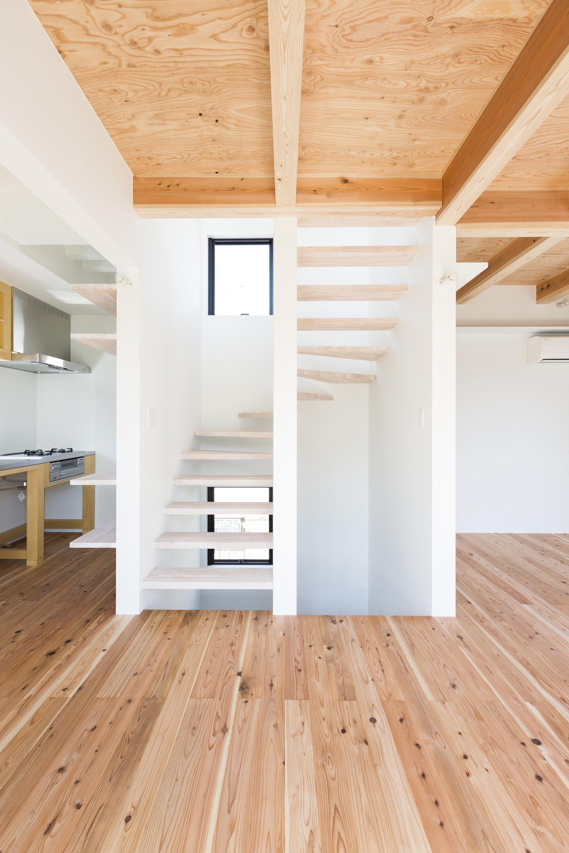 Image 3 of 18 from gallery of Hibarigaoka S house / Kaida Architecture Design Office. Photograph by Osamu Kurihara