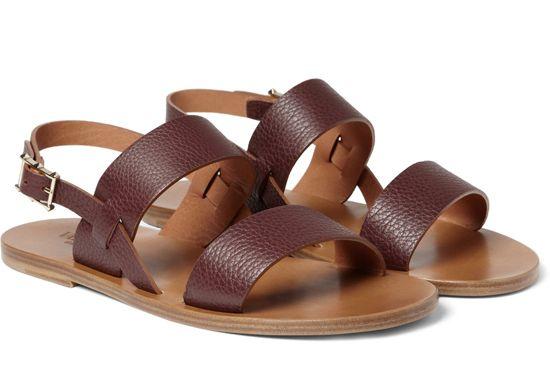 Top 10 Designer Sandals for Men