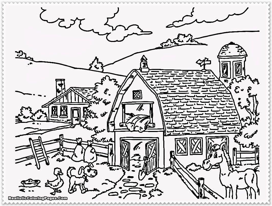 Konabeun Zum Ausdrucken Ausmalbilder Bauernhof 11954 Malvorlagen Tiere Bauernhof Malvorlagen Ausmalbilder