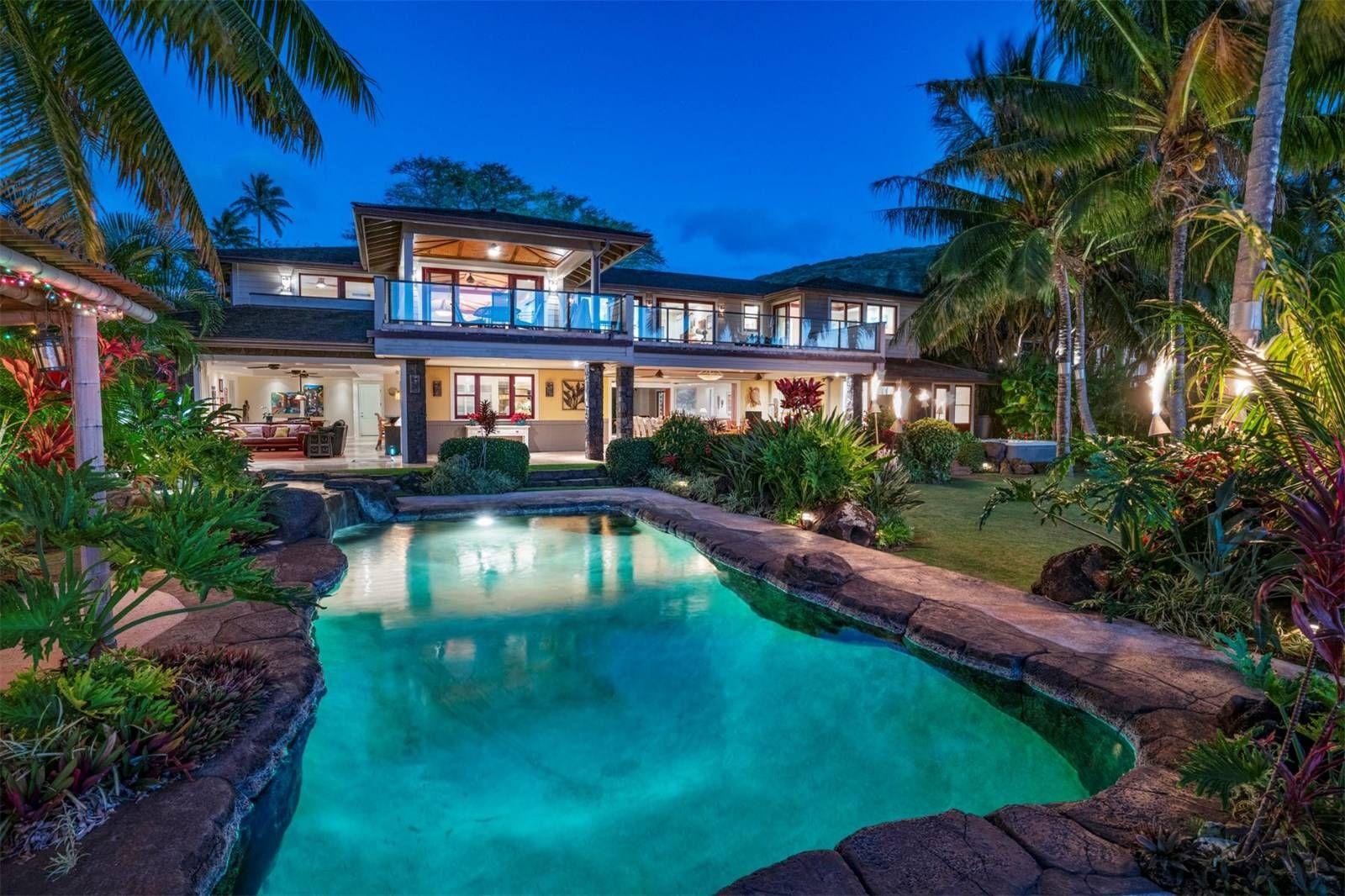 Video Of The Week Tropical Island Oasis In Honolulu Hawaii