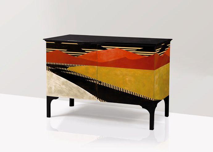 Kolekcja Art Deco i Nowej Sztuki Felixa Marcilhaca do salon