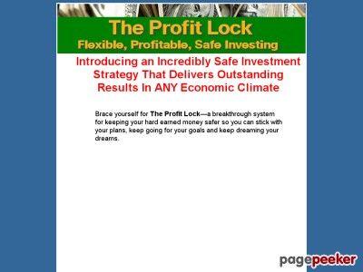 The Profit Lock Free Download Free