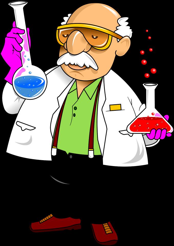 Картинки ученый для детей