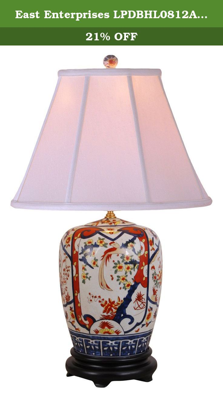 East Enterprises Lpdbhl0812a Table Lamp Multicolored Inc Is One Of The