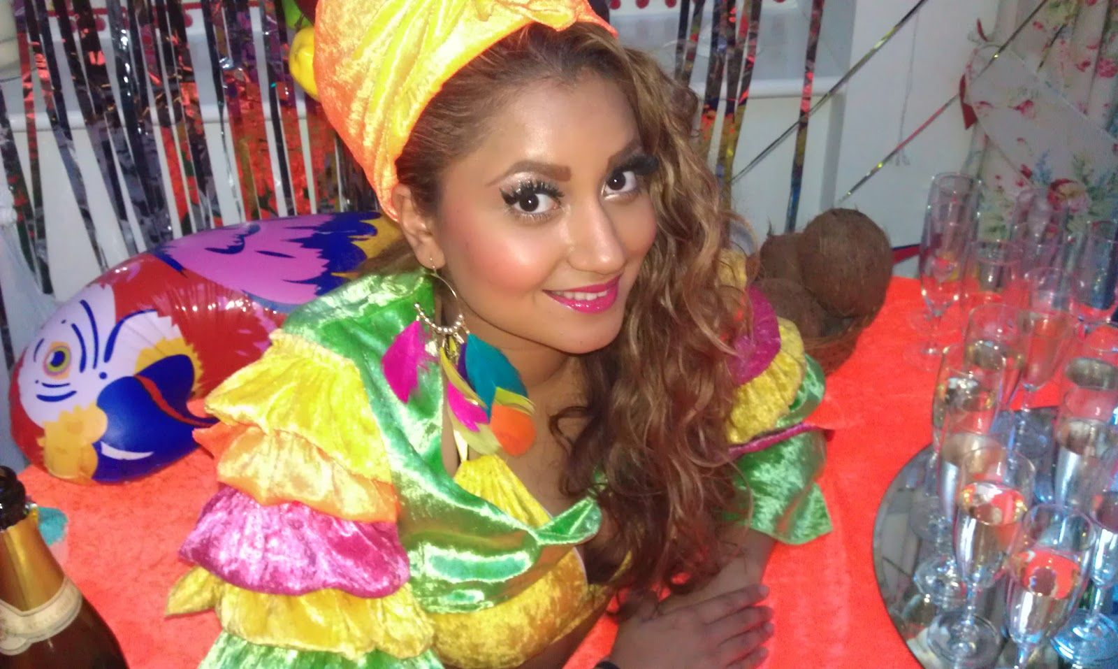 Summer Haute List | Havana nights party, Havana nights ...  |Caribbean Party Clothes