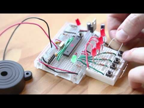 Weekend Projects - Repeat After Me: A Mintronics Memory Game | How ...