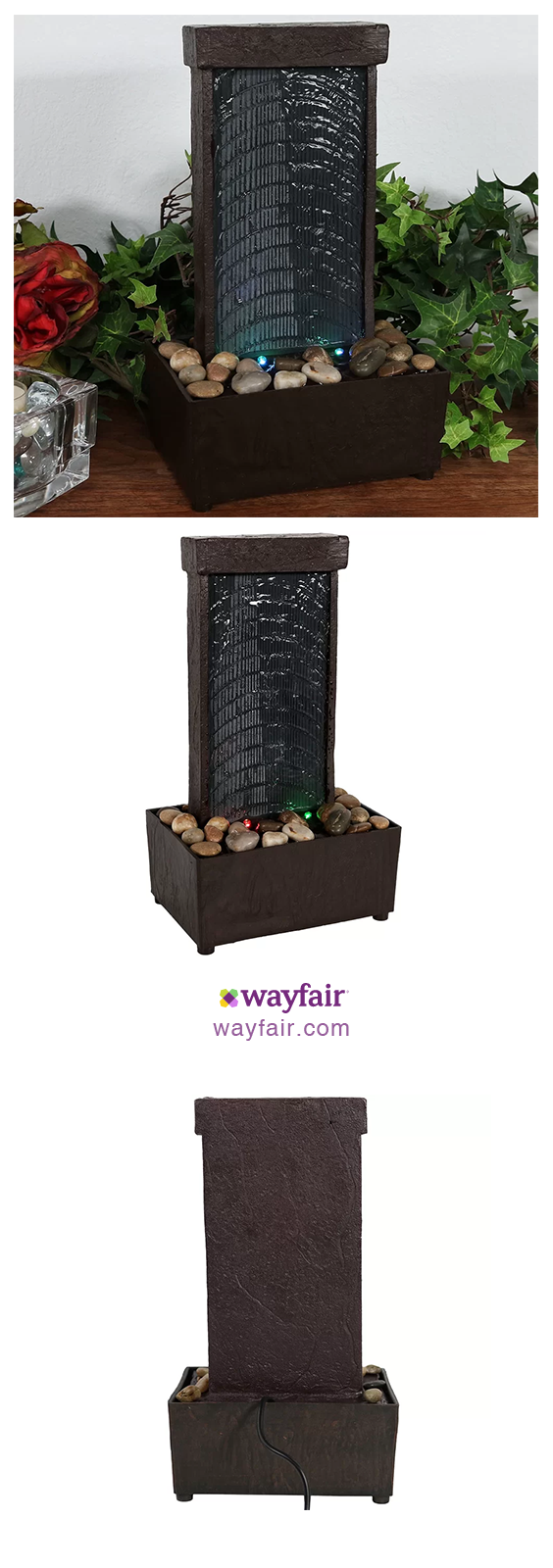 Add relaxation and calmness to your home with a new table fountain ...