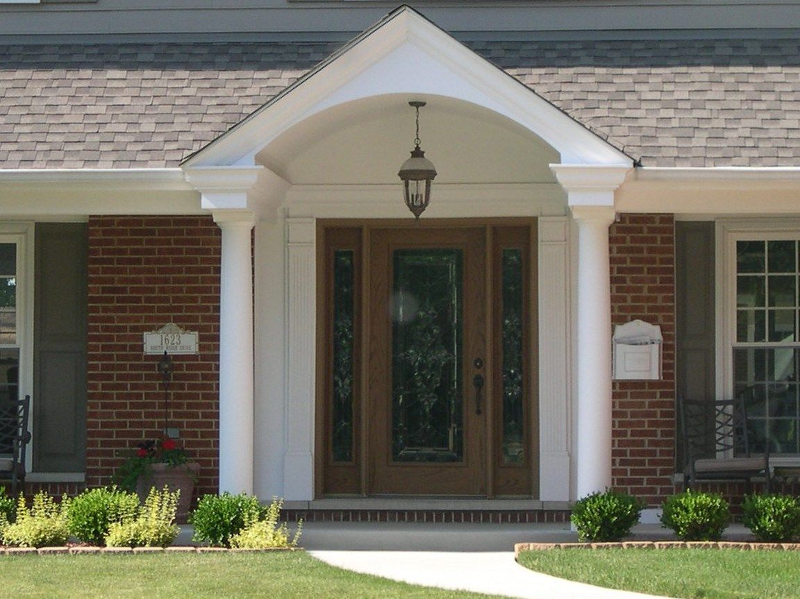 exquisite front porch designs for colonial homes. Find and save ideas about Front porch design  See more