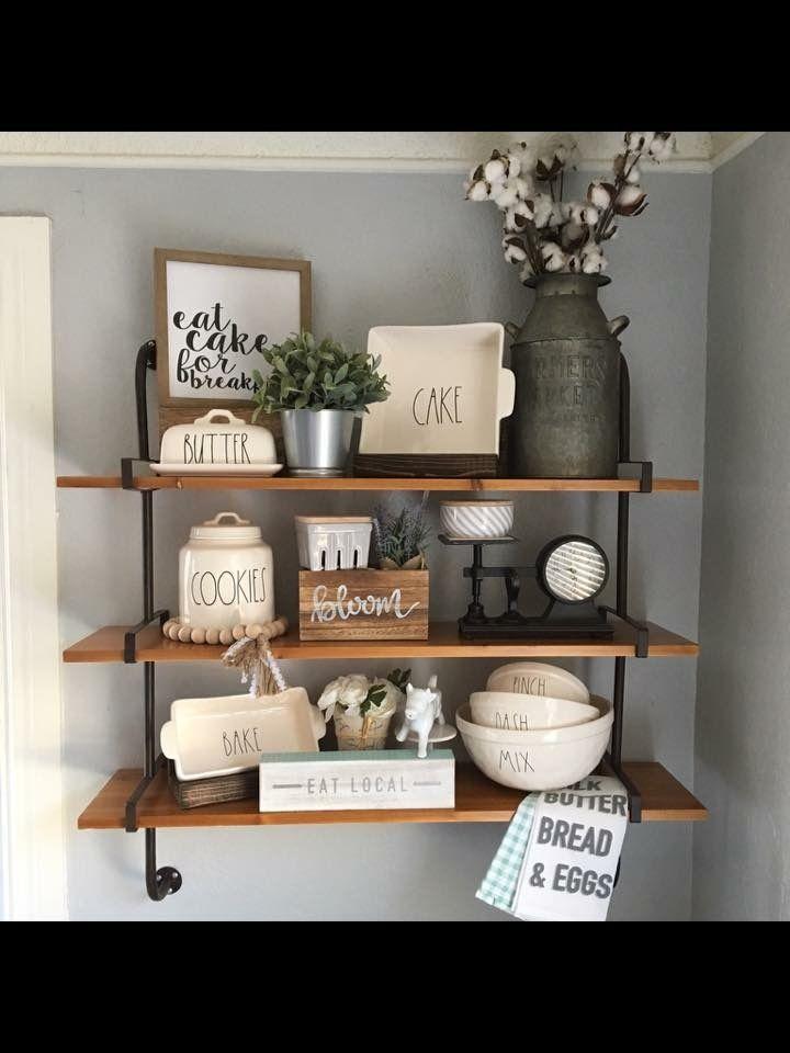 Small Hutch Decorating Ideas Farmhouse