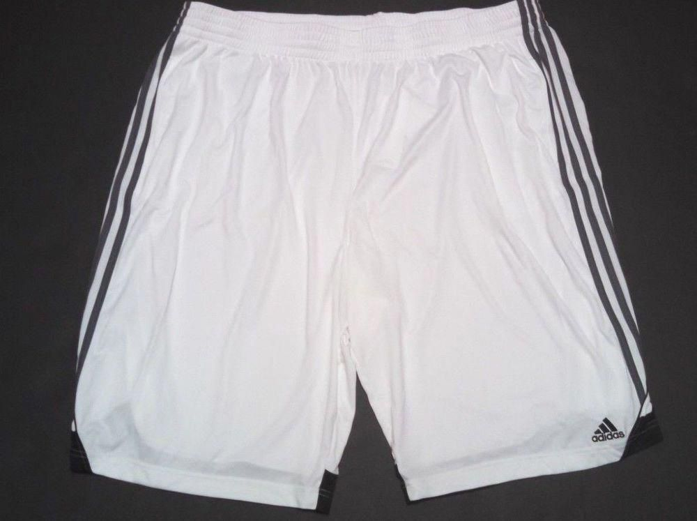 Athletic 3xl White Adidas Climalite 3g Shorts Mens Speed Gym ItqacwnTS