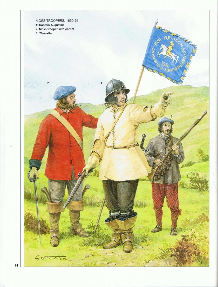 Osprey men at arms 331 scots armies of the english