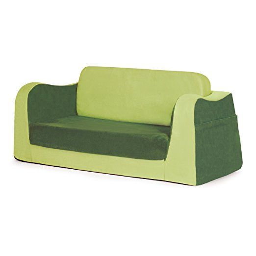 P'kolino Little Reader Sofa, Green | Sofa