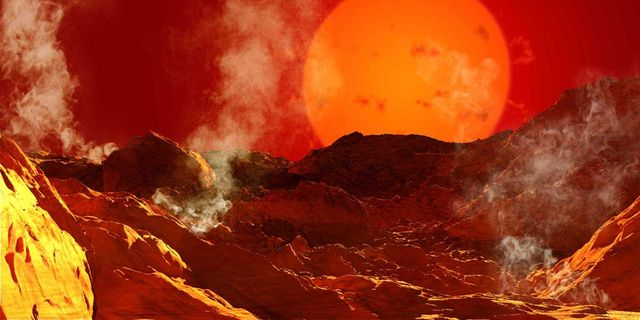 What Will Happen When The Sun Dies Earth Red Giant Sistema Solar