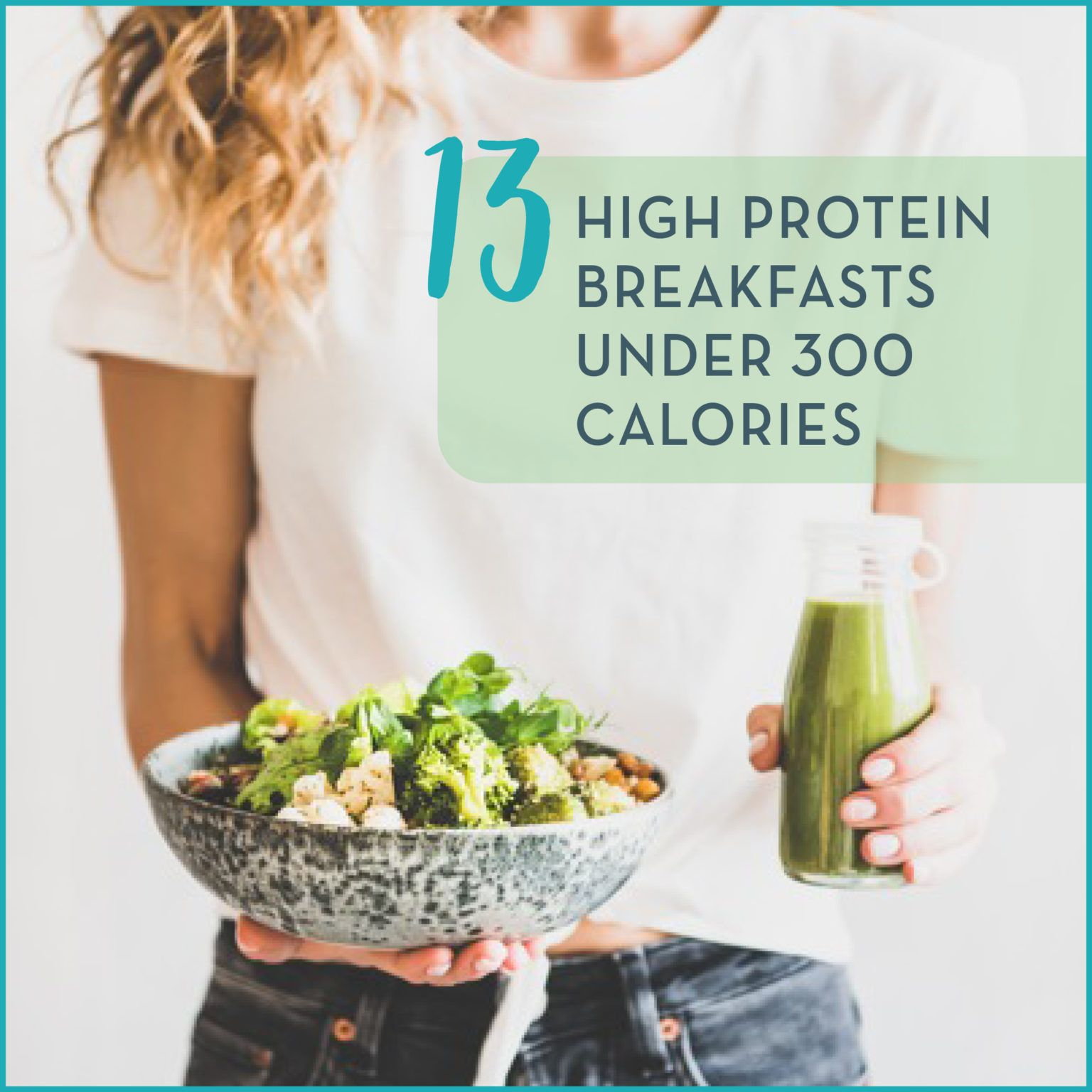 How To Get A Lot Of Protein Without Calories