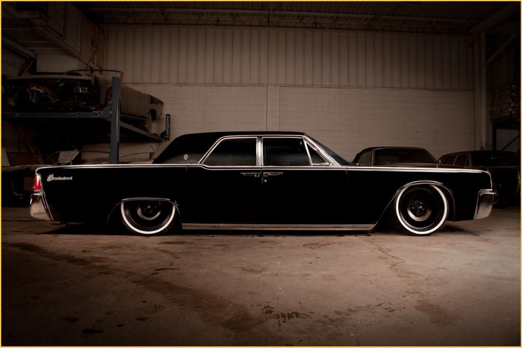 bagged 1964 lincoln continental maintenance restoration of. Black Bedroom Furniture Sets. Home Design Ideas